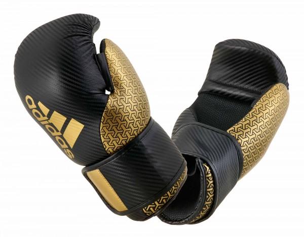 adidas Pro Point Fighter Handschuhe black/gold, adiKBPF300