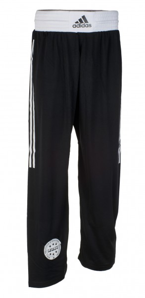 adidas Kickbox-Full Contact Pants schwarz adiFCP1