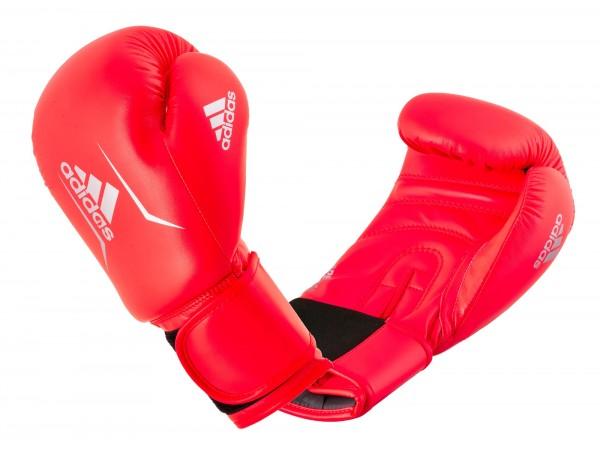 adidas Boxhandschuhe Speed 50, ADISBG50 solar red/silver