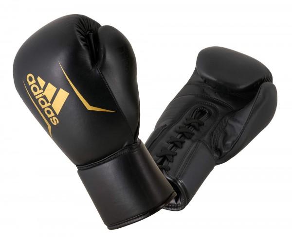 adidas Boxhandschuhe Speed Pro black, adiSBC10 - 12 oz.