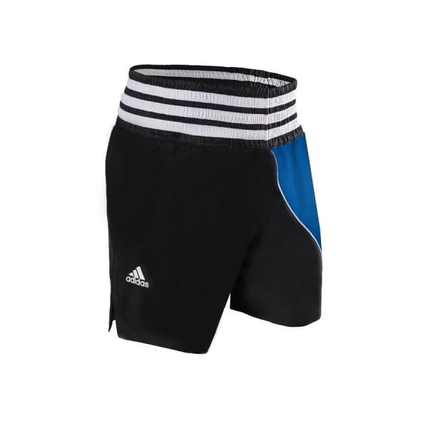 adidas Kickbox-Short schwarz/blau ADISTH10