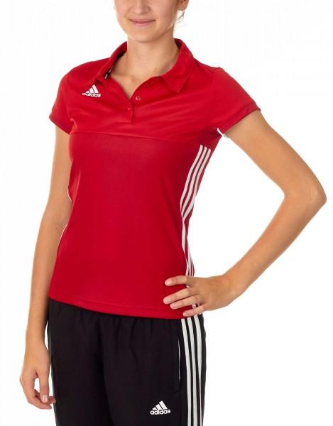 adidas T16 Clima Cool Polo Damen power rot/scarlet rot AJ5477