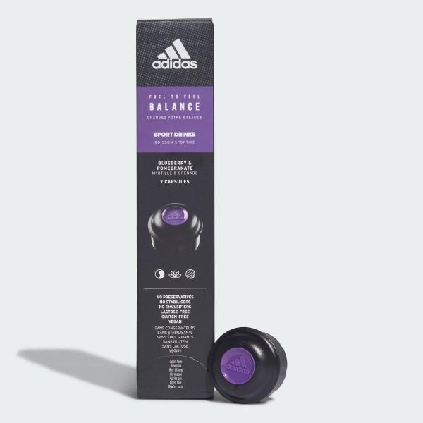 "adidas Sportdrinks ""BALANCE""-Kapseln, 7 St., (1 Bar à 7 Kapseln = 4,2 l Sport Drink)(0,33 €/100 ml)"