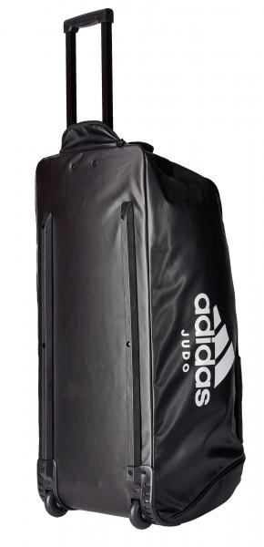 "adidas Trolley ""Judo"" black/white PU, adiACC056"