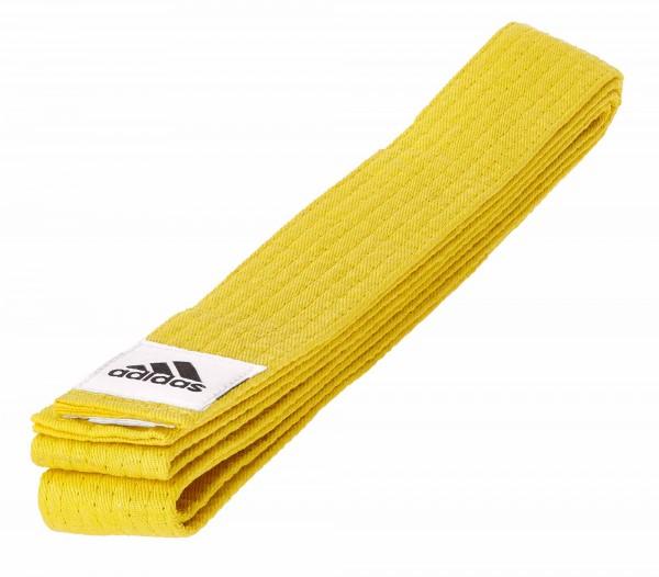 adidas Gürtel gelb