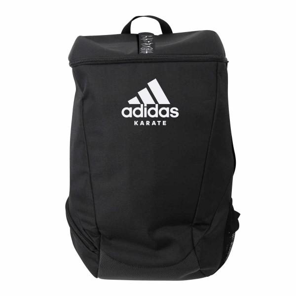"""adidas Sport Rucksack """"Karate"""" black/white, adiACC090"""