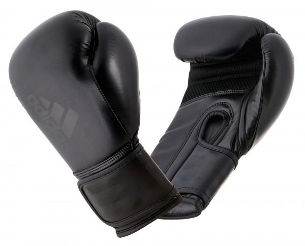adidas Boxhandschuhe Hybrid 80, black/black, ADIH80