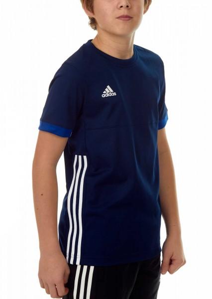 adidas T16 Team Tee Kids navy blau /weiß AJ5298