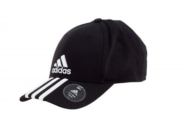 adidas Cap, OSFM (one size fits most), DU0196, schwarz/weiß