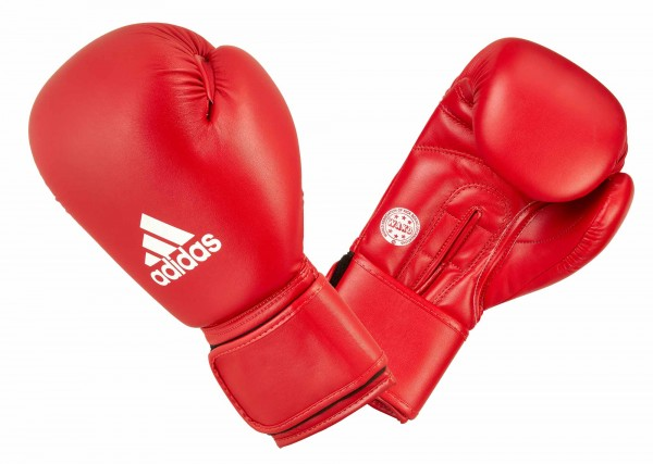 adidas WAKO Kickboxing Training Glove rot 10oz. ADIWAKOG2