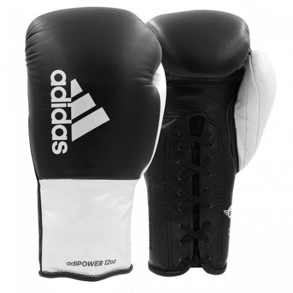 adidas adipower 500 black/white, ADIH500PRO, 12 oz.