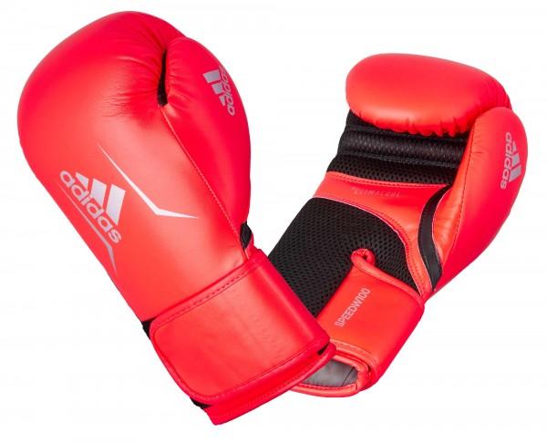 adidas Boxhandschuhe Speed 100 Women, ADISBGW100 solar red/silver