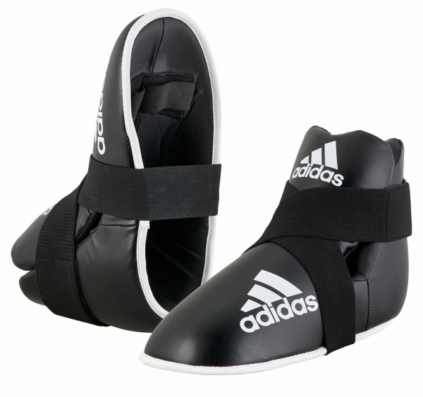 adidas Pro Kickboxing Fußschutz black, adiKBB100