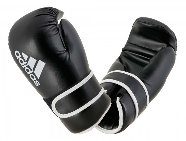 adidas Pro Point Fighter Handschuhe black/white, adiKBPF100