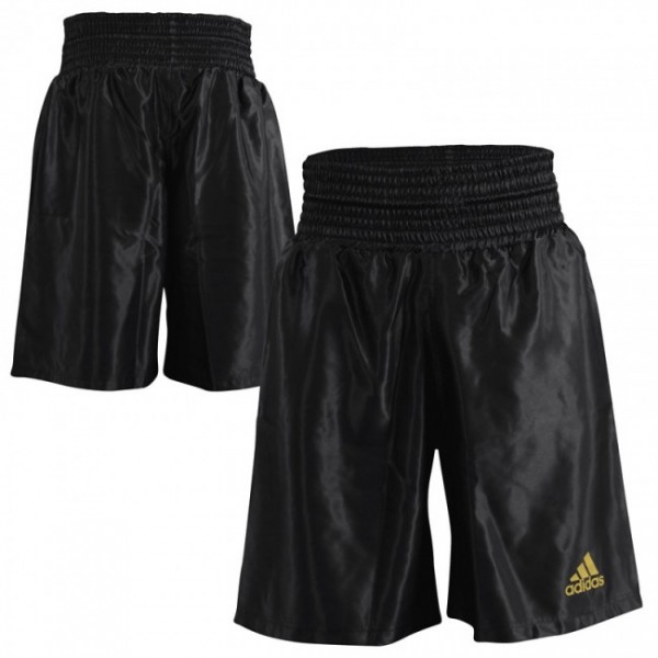 adidas Multi-Boxing Short black/gold, ADISMB01