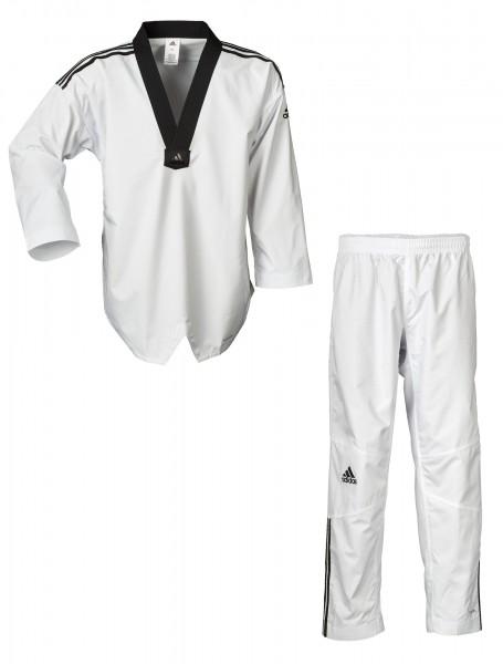 adidas Taekwondoanzug, Fighter mit Streifen, ADITF02
