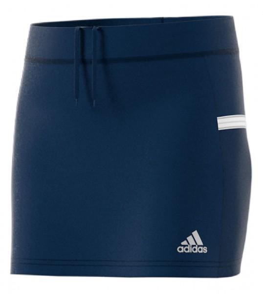 adidas T19 Skort Girls blau/weiß, DY8832