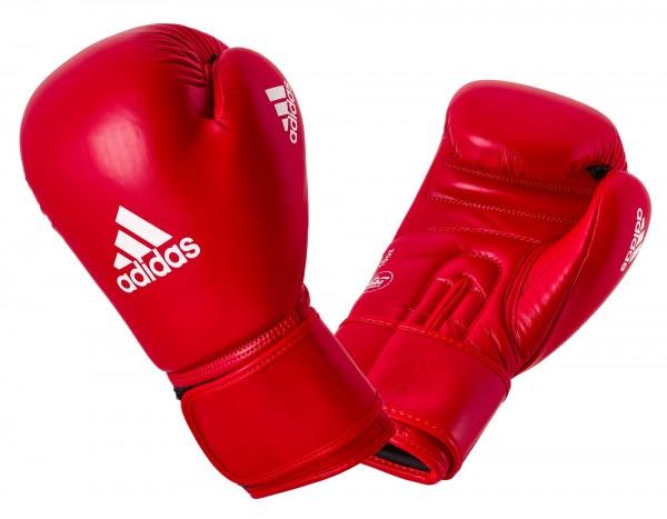 adidas AIBA Boxing Gloves rot, AIBAG1