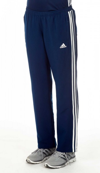 adidas T16 Team Hose Damen navy blau / weiß, AJ5315