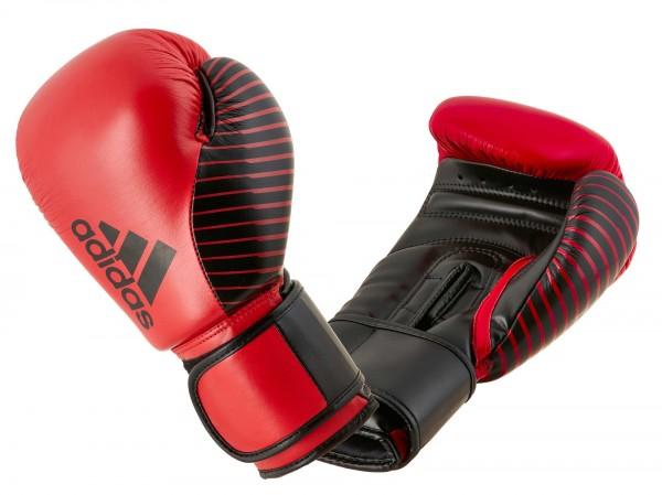 adidas Kickboxing Wettkampfhandschuh red/black, adiKBWKF200