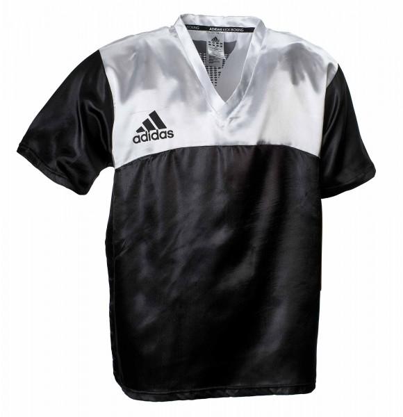 adidas Kickbox-Shirt schwarz/weiß, adiKBUN100S