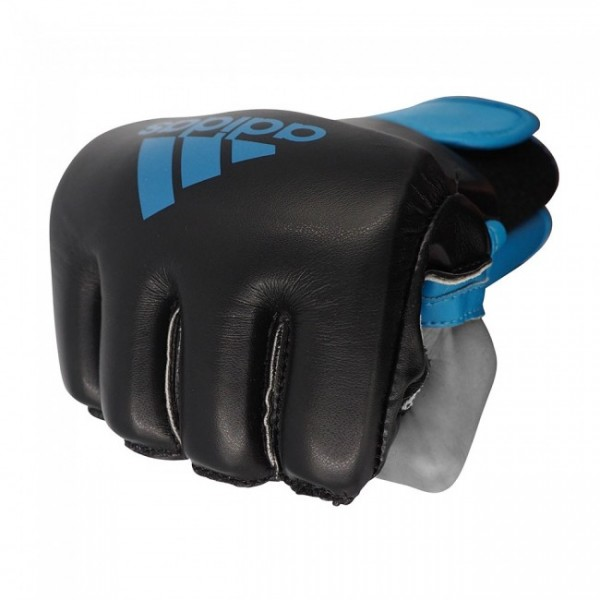 adidas Grappling Training Glove black/solar blue ADICSG08