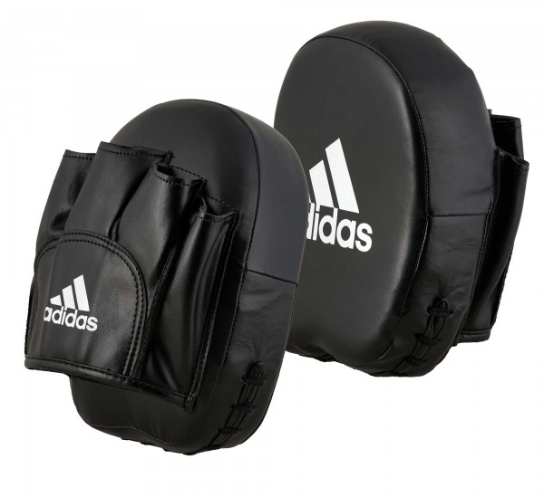 adidas Pratze Speed Focus Mitt black/white PU, adiMP02