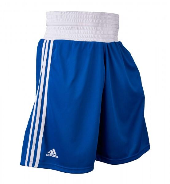 adidas Box-Short blau/weiß, ADIBTS02