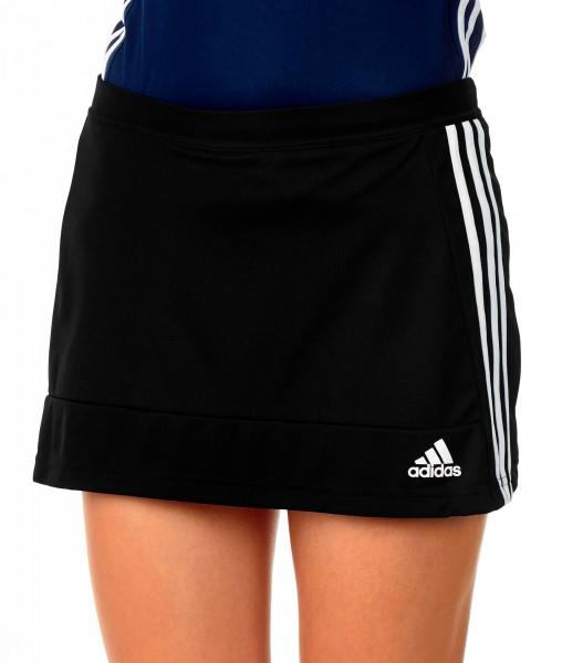 adidas T16 Clima Cool Woven Skort Damen schwarz/weiß AJ5269
