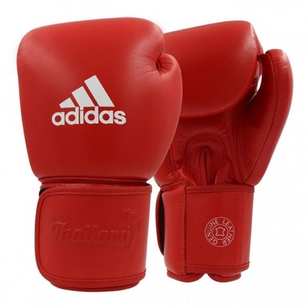adidas Muay Thai Handschuhe rot, ADITP200