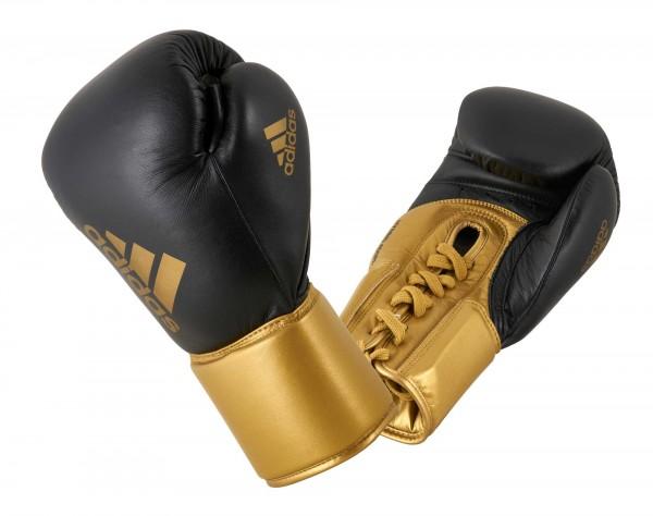 adidas Hybrid 400 laces black/gold, ADIH400PL 12oz