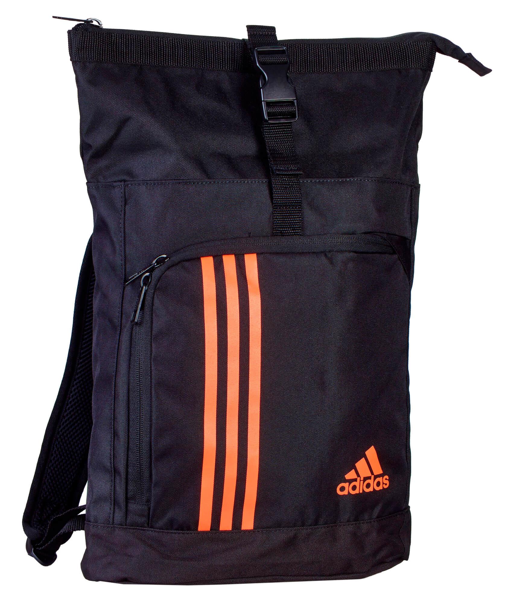 adidas Seesack Sporttasche und Rucksack adiACC041 S schwarzorange