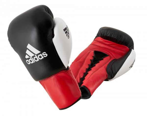 adidas Boxhandschuhe Dynamic Pro black/red/white, adiBC10