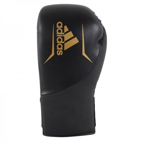 adidas Boxhandschuhe Speed 200, ADISBG200 schwarz/gold