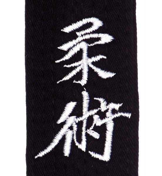 Gürtelbestickung Japanisch Ju-Jutsu
