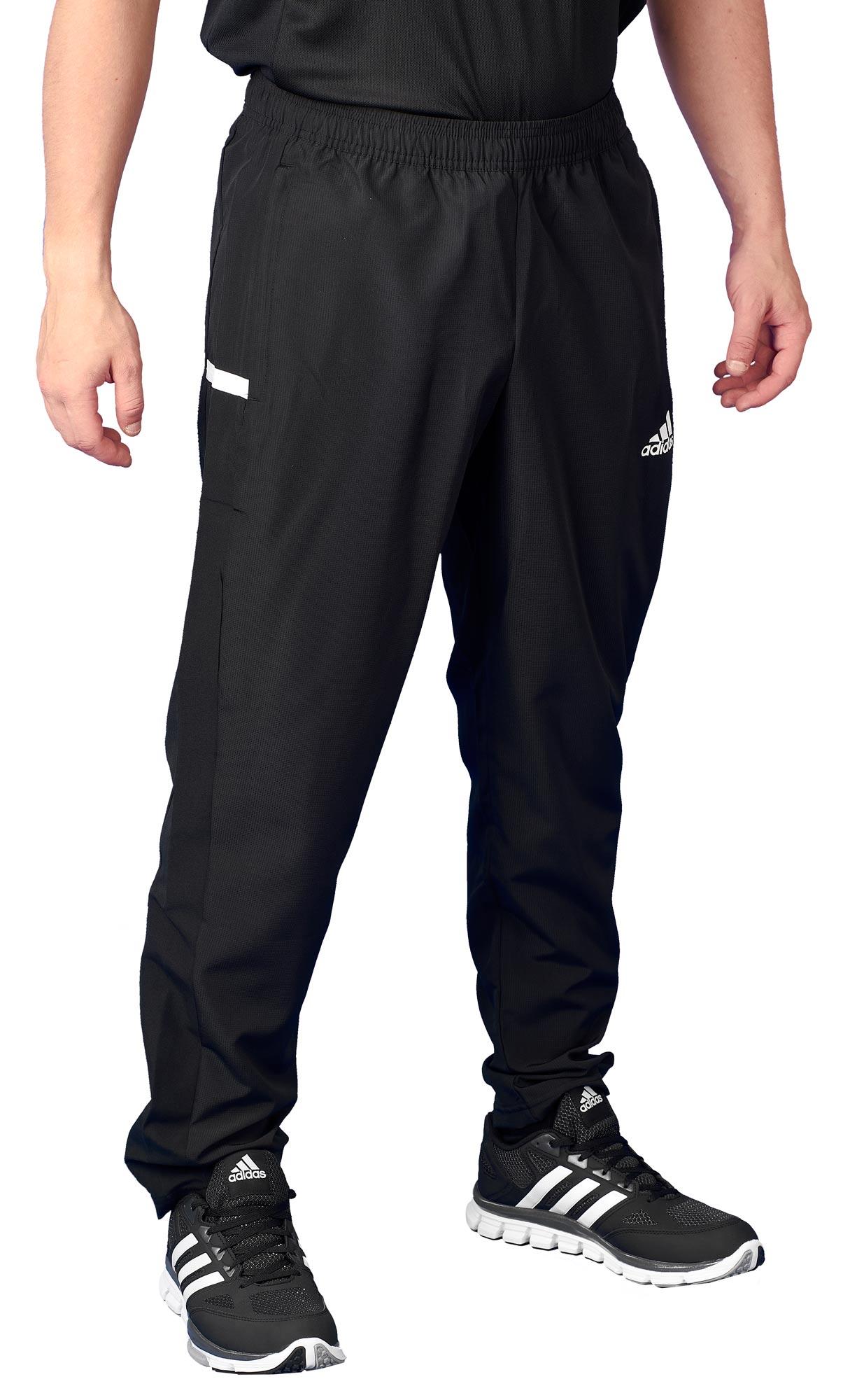3208a971b3b260 ... DW6869 · Vorschau  adidas T19 Woven Pants Männer schwarz weiß