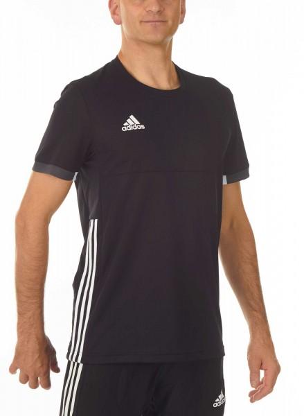 adidas T16 Team Team Tee Männer schwarz /weiß AJ5306