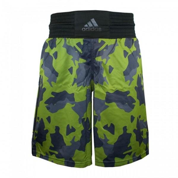 adidas Multi Boxing Short Camo Green ADISMB03