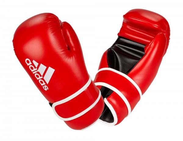 adidas Pro Point Fighter Handschuhe red/white, adiKBPF100