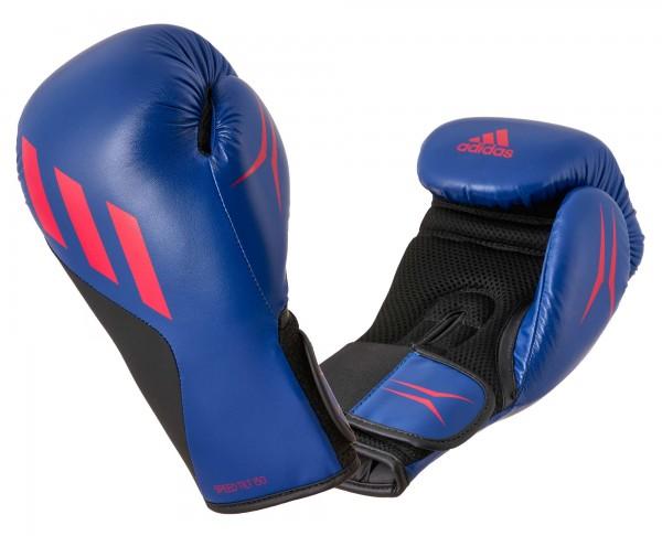 adidas Boxhandschuhe SPEED TILT 150, blau/schwarz/rot SPD150TG