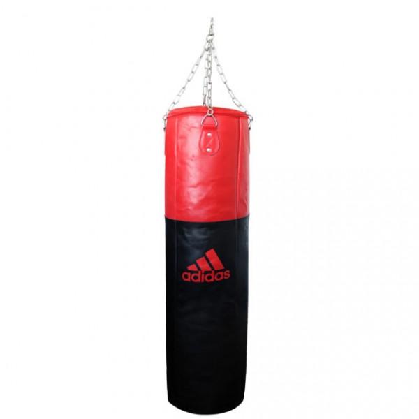"adidas Sandsack Heavy Leather ""Fatter"", ADIBAC16"