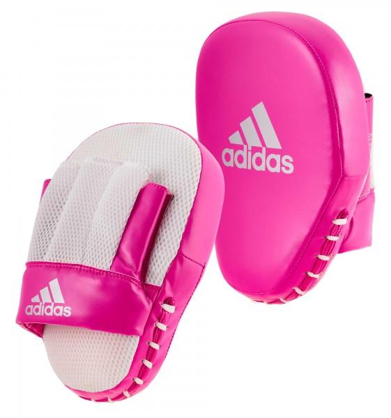 adidas Speed Coach Paar-Pratzen, pink/silber ADISBAC014