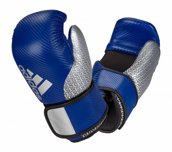adidas Pro Point Fighter Handschuhe blue/silver, adiKBPF300
