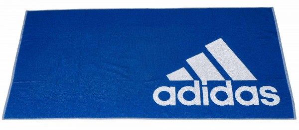 adidas Handtuch Active Towel L royal blue/white, FJ4772