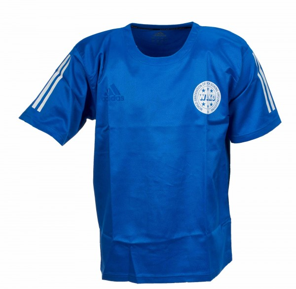 adidas Kickbox-Light Contact Shirt blau, adiLCT1
