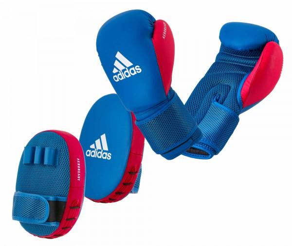 adidas Kids Boxing Kit 2 blue/red, Boxset ADIBTKK02