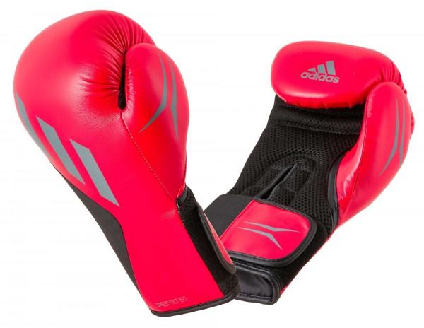adidas Boxhandschuhe SPEED TILT 150, rot/schwarz/grau SPD150TG