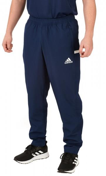 adidas T19 Woven Pants Männer blau/weiß, DY8794