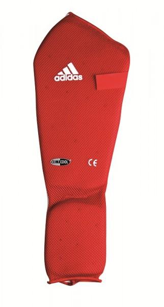 adidas Schienbein-Spannschutz rot