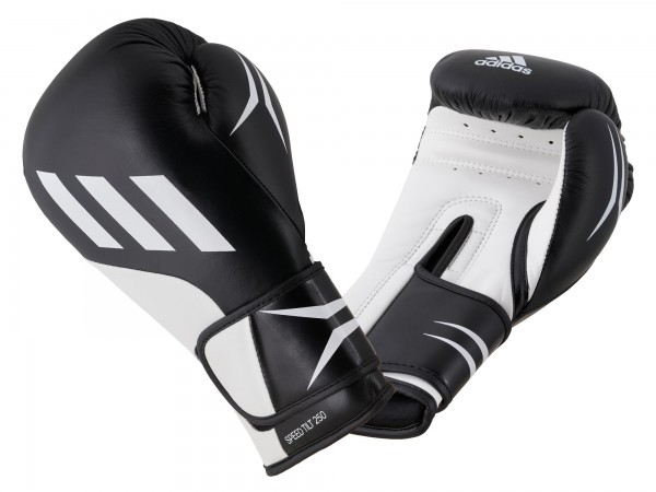 adidas Boxhandschuhe SPEED TILT 250 black/white, SPD250TG